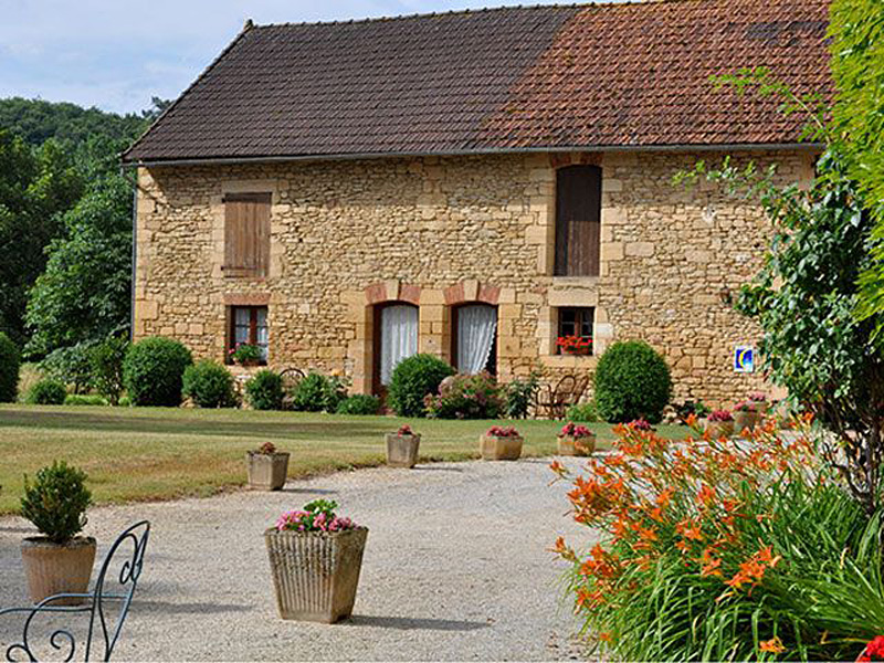 Le barry bed breakfast marcillac st quentin sarlat perigord - Chambre d hotes sarlat dordogne ...